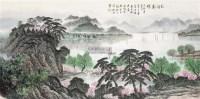 太湖春晓 镜片 纸本 - 卢星堂 - 中国书画(一) - 2012年春季艺术品拍卖会 -收藏网