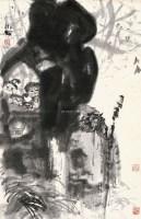 婴戏图 立轴 水墨纸本 - 115956 - 艺术南京——南京顶级画家 - 2012秋季拍卖会 -收藏网