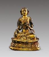 铜鎏金白度母佛像 -  - 文房珍玩及乐器杂项专场 - 2012秋季艺术品拍卖会 -收藏网