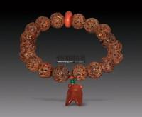 核微雕手串 -  - 瓷杂专场 - 2012秋季艺术品拍卖会 -中国收藏网
