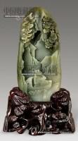 松下高仕和田籽料 -  - 瓷玉珍玩 - 2013年首届艺术品拍卖会 -收藏网