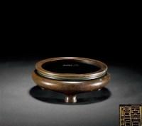 铜鬲式炉 -  - 古董珍玩 - 2012春季艺术品拍卖会 -中国收藏网