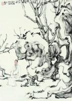 气清顿觉图 - 115980 - 近现代名家书画专场Ⅱ - 2012秋季艺术品拍卖会 -收藏网