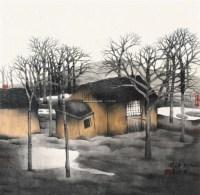 山水 单片 纸本 -  - 中国书画(一) - 2012年春季艺术品拍卖会 -收藏网