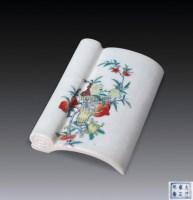 斗彩三多 -  - 以阅众甫瓷器文玩专场 - 2012年大型艺术品拍卖会 -收藏网