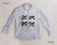 日常体制,K-一件陌生的衣服 布面 丙烯 -  - 中国油画及雕塑 - 2013年春季拍卖会 -收藏网
