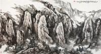 山水 镜心 纸本 - 134644 - 中国书画 - 2012秋季拍卖会 -中国收藏网