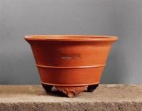 紫砂兰花盆 -  - 杂项专场(二) - 长物江南—2012年艺术品拍卖会 -收藏网
