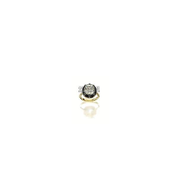 钻石戒指 - - 瑰丽珠宝及翡翠首饰 - 2012秋季拍卖会 -中国收藏网
