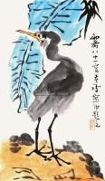 花鸟 立轴 纸本 - 139807 - 中国书画 - 2012年秋季艺术品拍卖会 -中国收藏网
