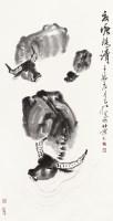 夏塘清清 立轴 -  - 当代书画保真返收购专场 - 2012年秋季当代书画保真返收购专场拍卖会 -收藏网