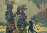 人物 布面 油画 - 9673 - 中外书画精品 - 2012年《第一拍卖厅》冬季专场拍卖会 -收藏网