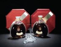 白头路易十三 (两瓶) -  - 中外名酒陈酿专场 - 北京长风2012秋季拍卖会 -收藏网