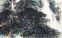 山水 镜片 纸本 - 4438 - 中国书画 - 2012年秋季艺术品拍卖会 -中国收藏网