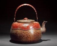 铜壶 -  - 杂项专场(一) - 长物江南—2012年艺术品拍卖会 -收藏网