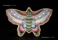 粉彩蝶形隔碟 -  - 私人收藏 - 2010年第98期拍卖会 -中国收藏网