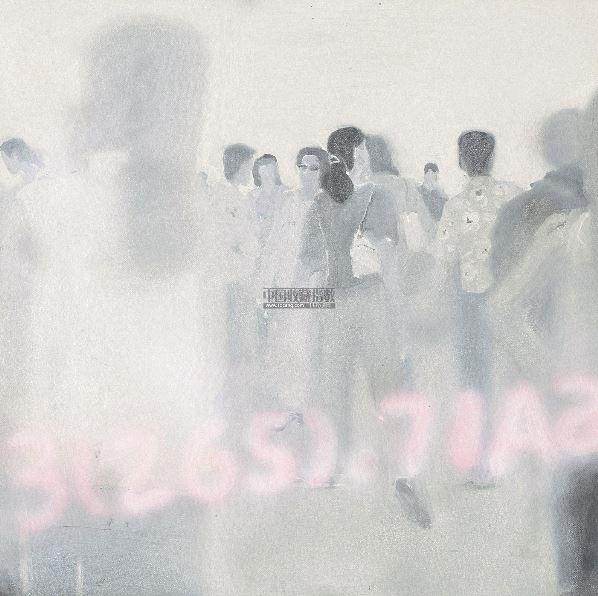 人物 油彩 布面 - 20363 - 中国现当代美术——油画雕塑 - 2012秋季拍卖会 -收藏网