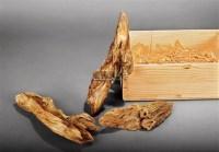 印尼沉香摆件 (三块) -  - 杂项专场(二) - 长物江南—2012年艺术品拍卖会 -收藏网