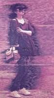 旅者连作之一 木版 - 36898 - 中国油画及雕塑 - 2013年春季拍卖会 -中国收藏网
