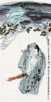 但愿人长久 镜心 纸本 - 袁武 - 中国书画(一) - 2012年夏季书画精品拍卖会 -中国收藏网