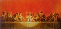 最后的晚餐 - 150002 - 当代美术&近代美术 - 2012春季伊斯特香港拍卖会 -中国收藏网