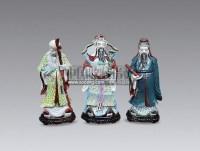 福禄寿 -  - 瓷器杂项 - 2013迎春艺术品拍卖会 -收藏网