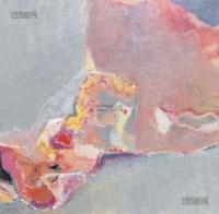 后园系列2008.14 布面 油彩 -  - 中国油画及雕塑 - 2013年春季拍卖会 -收藏网