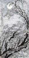 神清和月 镜心 - 王立人 - 当代书画保真返收购专场 - 2012年秋季当代书画保真返收购专场拍卖会 -收藏网