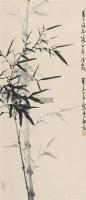 墨竹 立轴 水墨纸本 - 116631 - 中国书画一 - 2012春季艺术品拍卖会 -收藏网