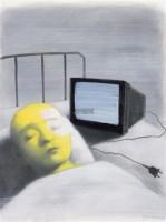失忆与记忆——一周 纸本油彩 - 140674 - 油画暨雕塑专场 - 2012春季艺术品拍卖 -中国收藏网