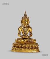 无量寿佛 -  - 金铜佛像、文房清玩 - 2013年春季竞买会 -收藏网