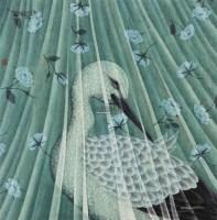 再雪 镜心 设色纸本 - 张庆 - 中国当代水墨的中坚力量夜场 - 八周年春季拍卖会 -收藏网