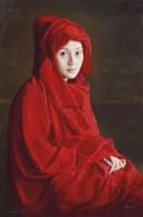 青春祭之三 油彩 画布 - 曾传兴 - 中国现当代艺术 - 2013年春季拍卖会 -中国收藏网