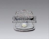 墨砚连盒 -  - 瓷器杂项 - 2013迎春艺术品拍卖会 -收藏网