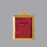 18K铜鎏金镜框 -  - 古董珍玩夜场 - 2012春季文物艺术品拍卖会 -收藏网