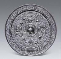 铜四神兽铭文镜 -  - 艺术品(一) - 2013年春季拍卖会第428期 -收藏网