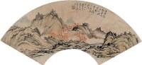 山水 -  - 中国书画 - 2013迎新艺术品拍卖会 -收藏网
