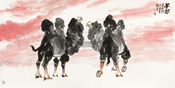 拍卖预展首页 世界华商(北京)国际拍卖有限公司 2012年秋季当代书画保图片