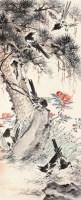 花鸟 立轴 纸本 - 116837 - 中国书画 - 2012年秋季拍卖会 -收藏网