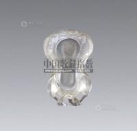 旧水晶雕葫芦笔洗 -  - 艺术品(一) - 2013年春季拍卖会第428期 -收藏网