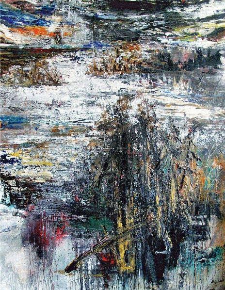 大型艺术品拍卖会 博古通今——中国书画及当代油画专场 印象风景梦境