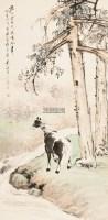春郊牧马 -  - 中国书画专场 - 2012年秋季艺术品拍卖会 -收藏网