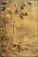 人物 立轴 纸本 - 5958 - 中国书画 - 2013年首届艺术品拍卖会 -收藏网