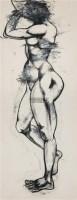 人体一 素描 - 56470 - 华人西画 - 2012年秋季暨十周年庆大型艺术品拍卖会 -收藏网