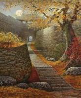 古城墙 -  - 名家书画专场 - 2012年春季艺术品拍卖会 -收藏网