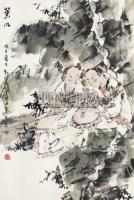 熏风 镜片 - 孔紫 - 书画专场 - 2013南方艺术收藏品春季拍卖会 -中国收藏网