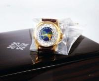 百达翡丽 型号 5131 -  - 珠宝 钟表 - 2013年春季拍卖会 -收藏网