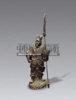 石湾人物 -  - 瓷器杂项 - 2013迎春艺术品拍卖会 -收藏网