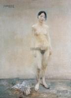 方兰21岁 油彩 布面 - 何多苓 - 中国现当代美术-油画雕塑 - 2013春季拍卖会 -收藏网