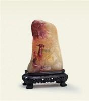 孙武  指日高升摆件 -  - 雅韵 - 2012秋季寿山石珍品拍卖会 -中国收藏网